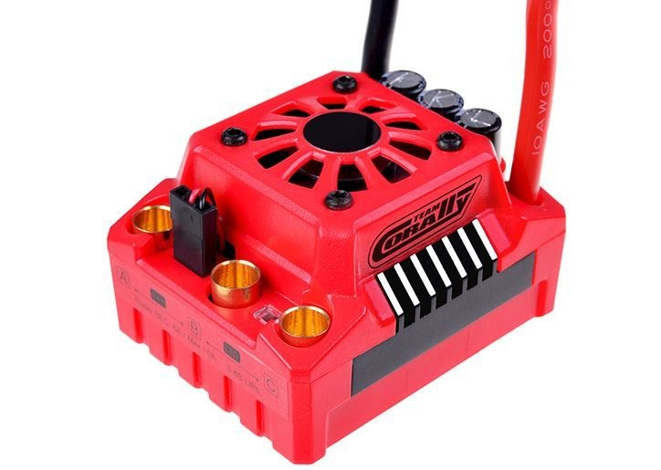 Team Corally Speed Controller - TOROX 185 - Brushless - 2-6S