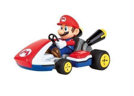 Carrera RC 2,4GHz Mario Kart(TM), Mario - Race Kart with