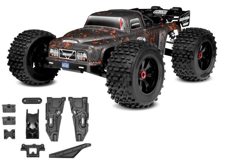 Team Corally - DEMENTOR XP 6S - 1/8 Monster Truck SWB - RTR