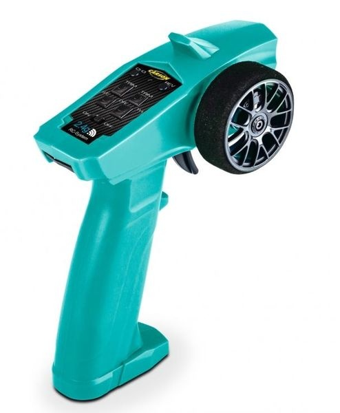 Carson Reflex Wheel Start 2.4G Radio türkis