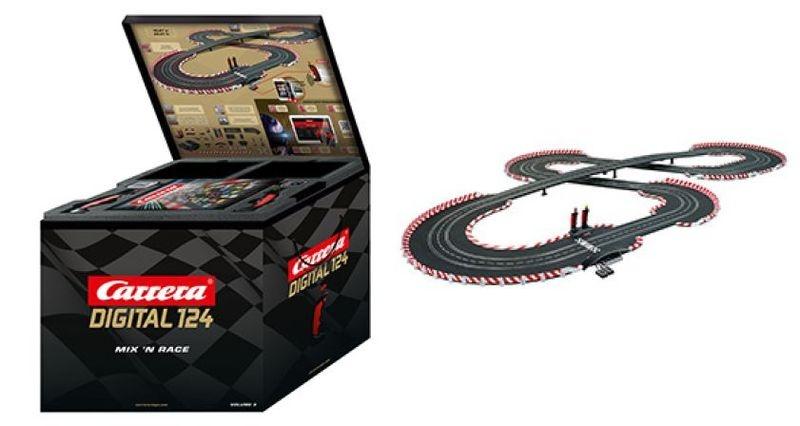 Carrera Dig. 124 Mix n Race Volume 3