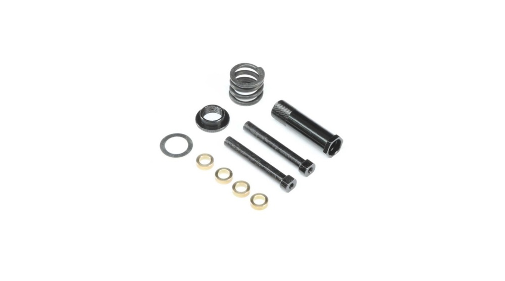 Losi Steering Posts/Tubes & Hardware: TENACITY SCT (LOS23102