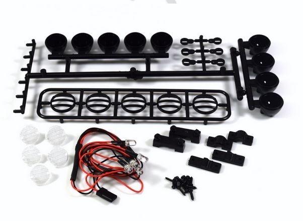 Absima Lichtleisten Set (2 Varianten) inkl. LEDs
