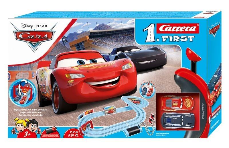 Carrera FIRST Disney·Pixar Cars - Piston Cup