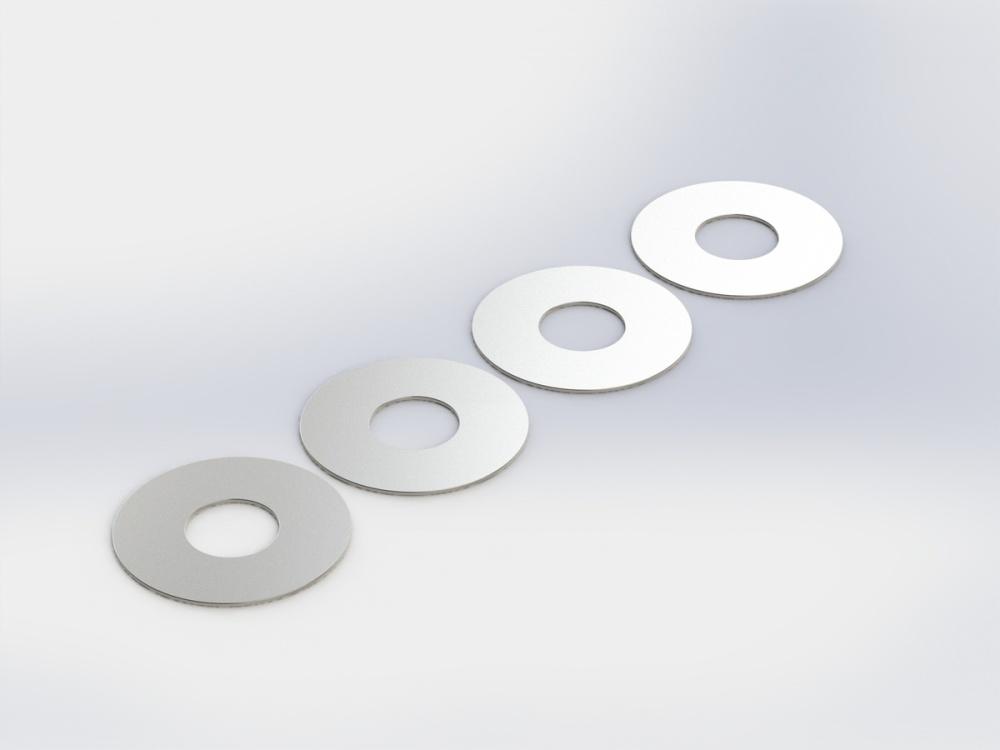 Arrma RC Unterlegscheibe 7x18x0,3mm (4)
