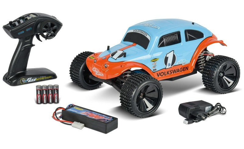 Carson Beetle Warrior 2WD Offroad-Buggy 2.4GHz RTR 1:10