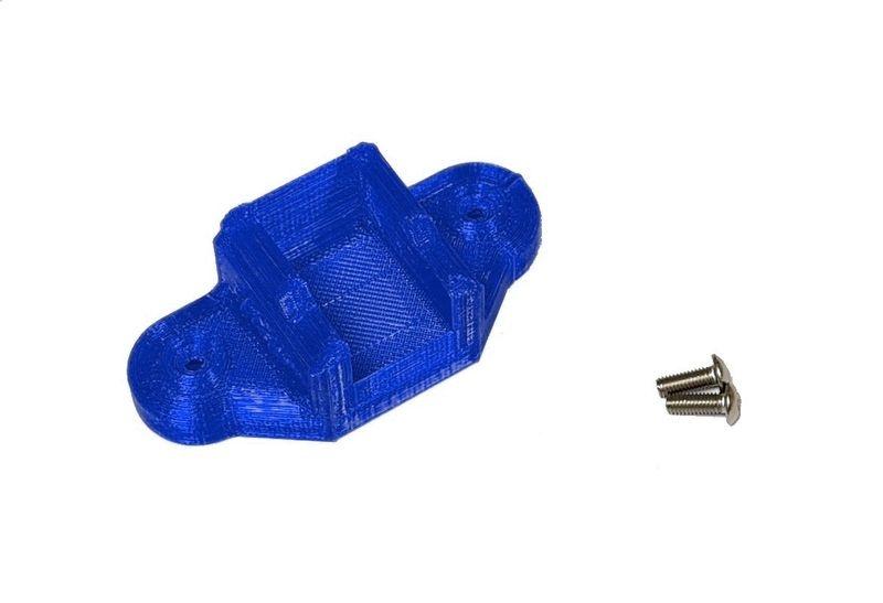 JS-Parts ultraflex Schalter Halter blau für Hobbywing