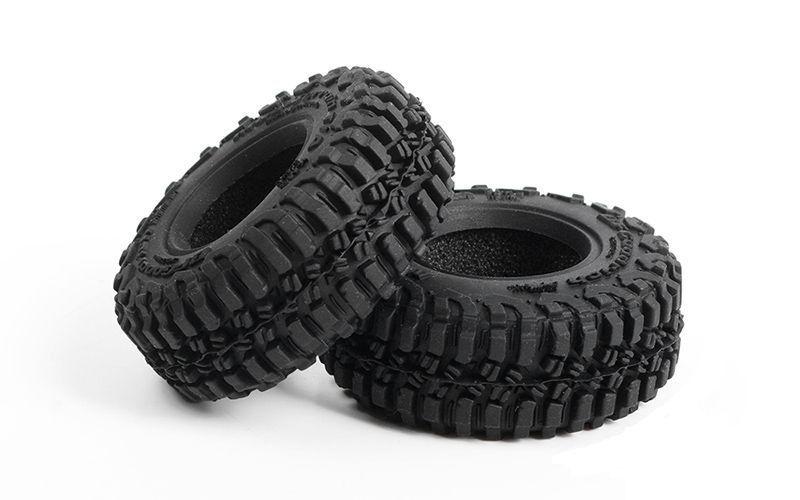 RC4WD BFGoodrich T/A KM3 1.0 Tires RC4WD, 1 Paar