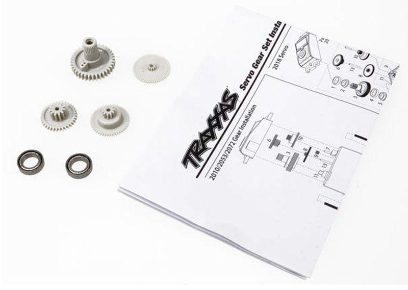 Auslauf - Traxxas Getriebe-Set für 2070, 2075