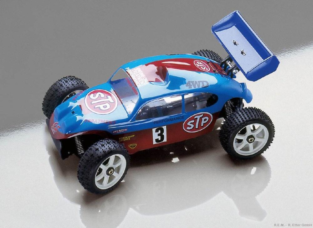 Karosserie Racing Herbi 1:8