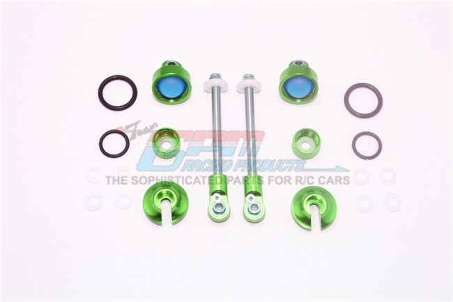 GPM alloy rebid kit for mag102f front damper - 20pc set