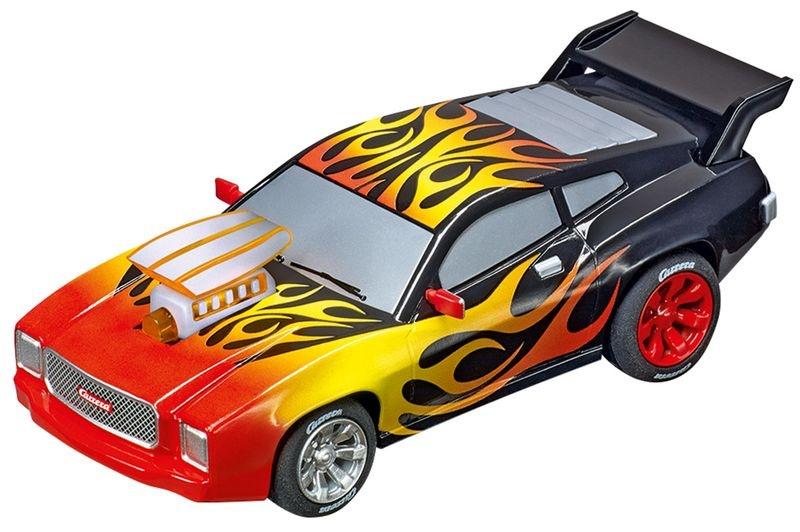Carrera Go!!! Muscle Car - Flammendesign