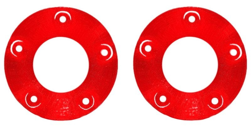 JS-Parts Felgenringeultraflex innen f.Louise MFT 1:5 rot