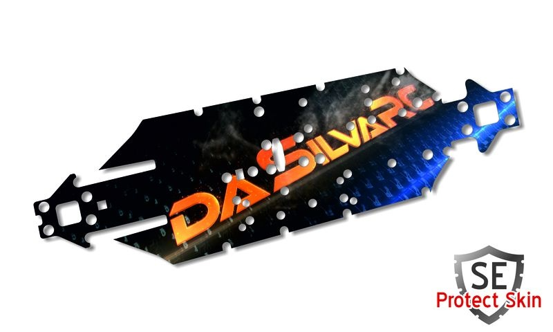 JS-Parts SE Protect Skin Printed daSilva