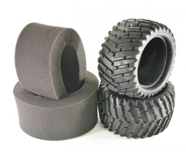 CEN Reifen V-Profil mit Einlagen (2 Stk.)