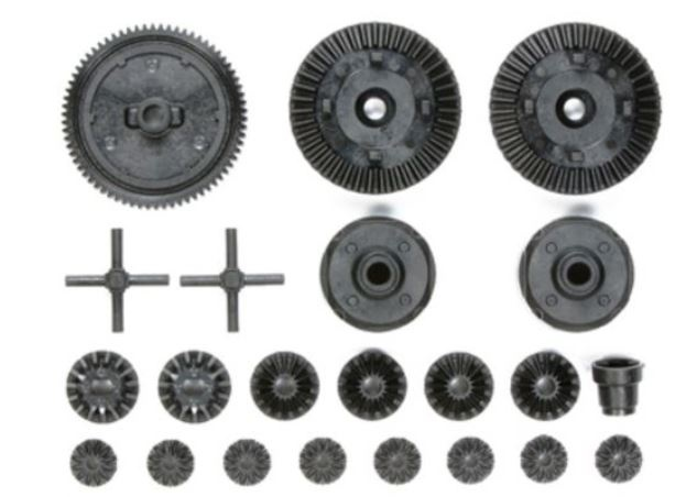 Tamiya TT-02 G-Teile Getriebe