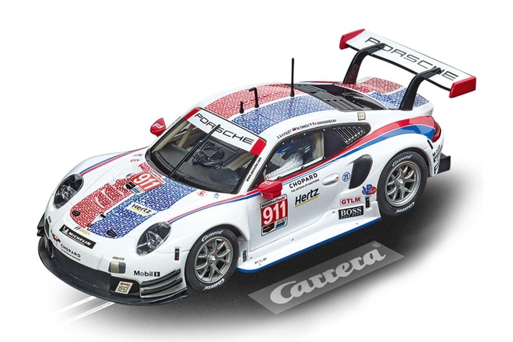 Carrera Digital 132 Porsche 911 RSR Porsche GT Team, #911