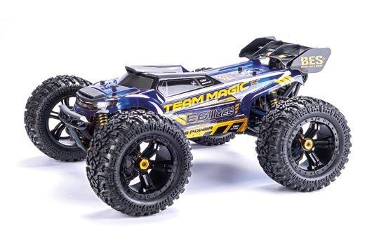 Team Magic E6 III BES+ Gold - Monster Truck Elektrisch - 4WD