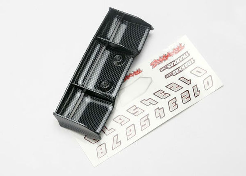 Traxxas Heckflügel Carbon 1:16 E-Revo