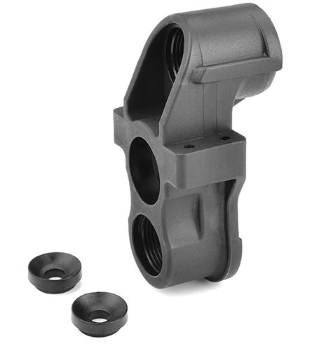 Team Corally - HD Steering Block - Pillow Ball Cup (2) -