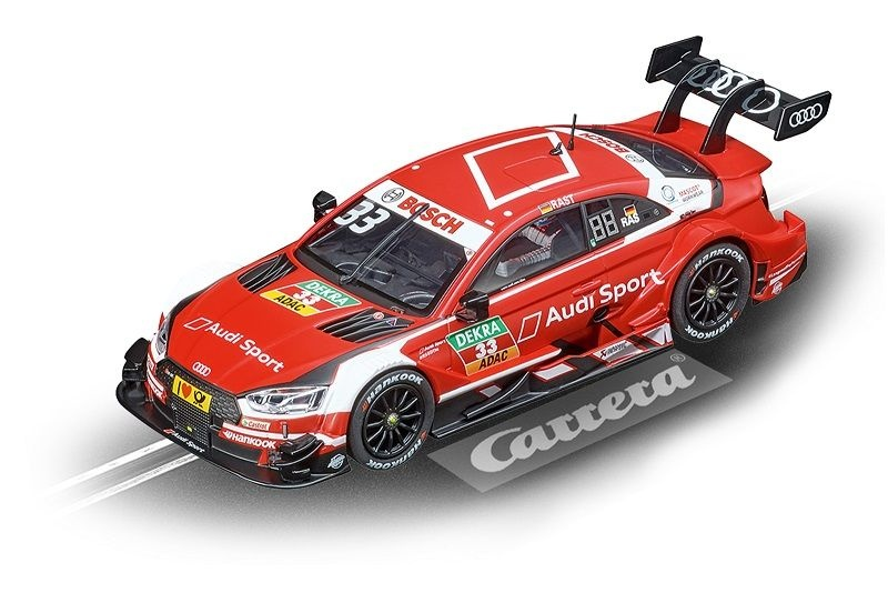 Carrera Evolution Audi RS 5 DTM R.Rast, No.33