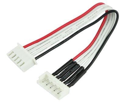 Auslauf - Balancer-Adapter EH Stecker <=>XH Buchse 4S 10cm