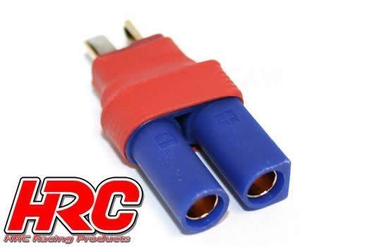 HRC Racing Adapter - Kompakte Version - EC5 Stecker zu