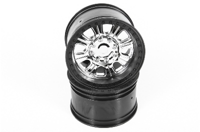 Axial - 3.8 Raceline Monster Wheels Black (2)