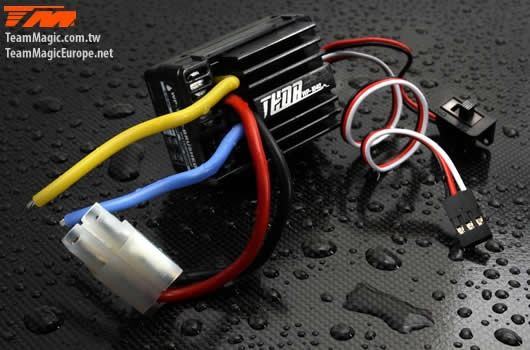 Team Magic Elektronischer Fahrtregler - Thor - WP-1040 -