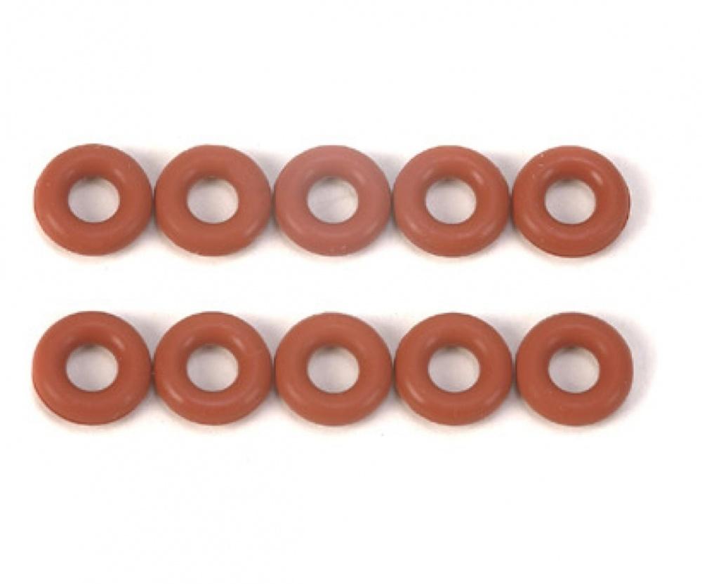 Tamiya O-Ring 3x6mm Rot (10) Dämpfer/Radachse