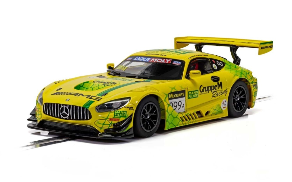 Scalextric 1:32 Mercedes AMG GT3 - 2019 - Gruppe M Racing