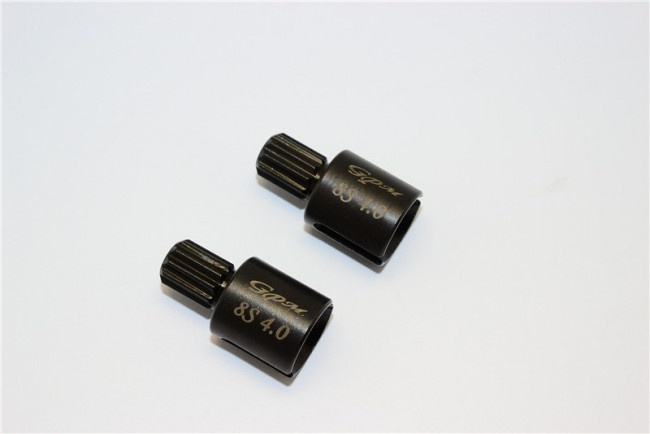 GPM harden steel #45 front or rearwheel joints for 8S - 2PC