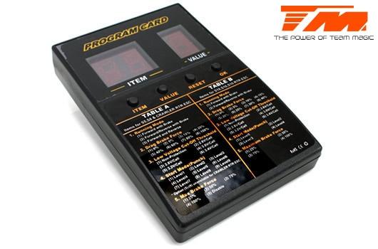 Team Magic HARD RACING Programmierkarte für HW51002/