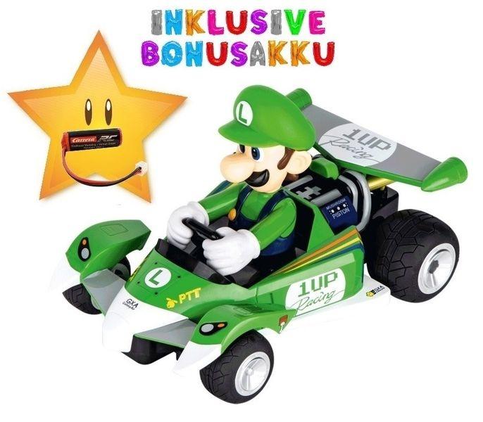 Carrera RC 2,4GHz Mario Kart(TM) Circuit Special, Luigi