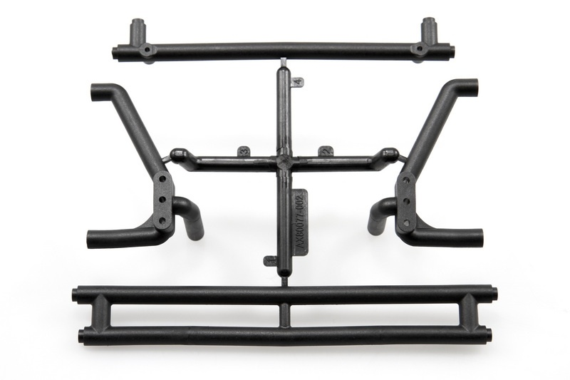 Axial - Wraith Tube Frame Shock Mount Front
