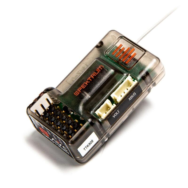 Spektrum SR6110AT DSMR 6-Channel AVC Telemetry Surface
