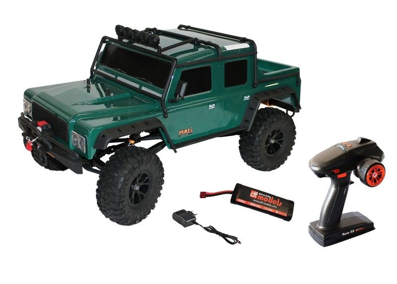 DF-Models DF-4J Crawler XXL Special Edition II - GREEN