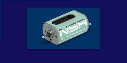 NSR BABYKING 17K 17000 rpm Magnetic Effect