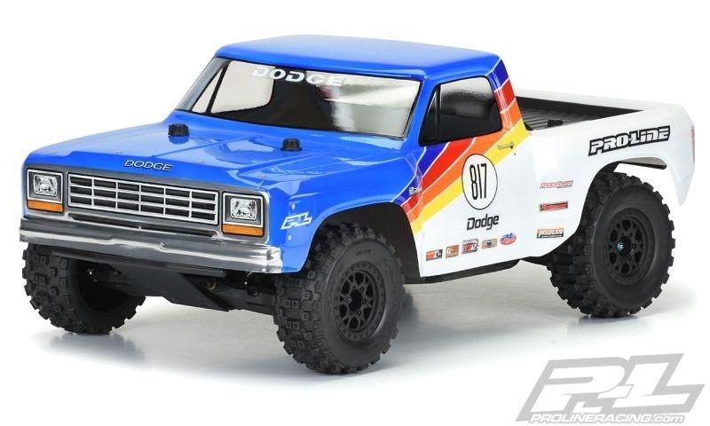 Pro-Line 1984 DODGE RAM 1500 Race-Truck Karosserie klar