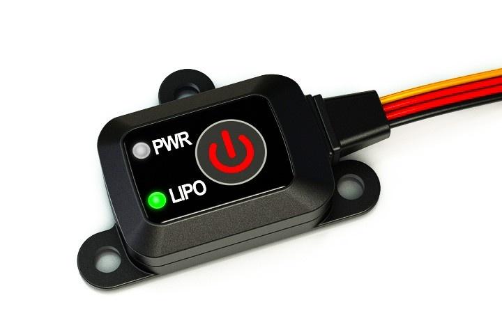 SKYRC Power Switch 4-12V 10Amp