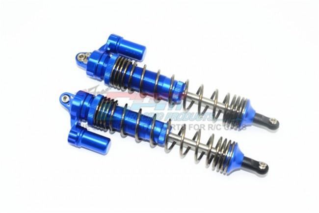 GPM aluminum front L-Shape spring damper (135mm) - 2PC Set