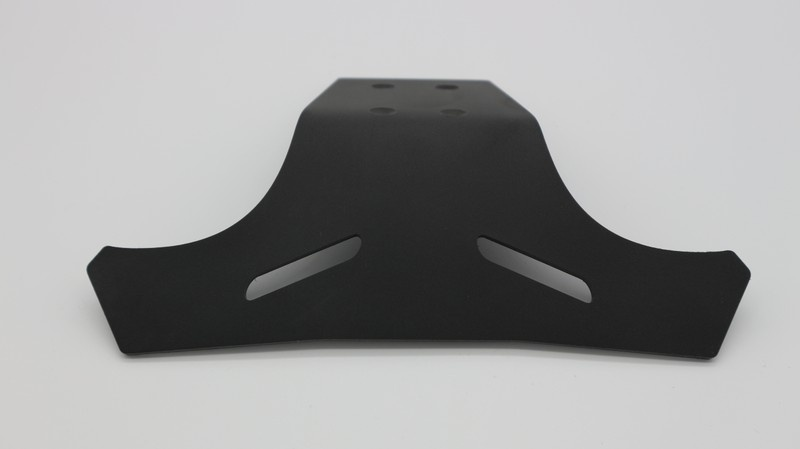 Auslauf - POS RC Racing Parts Bumper Arrma Talion Front