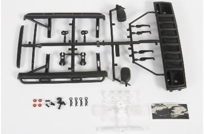 Axial - 2000 Jeep Cherokee Karosserie Exterieur Set