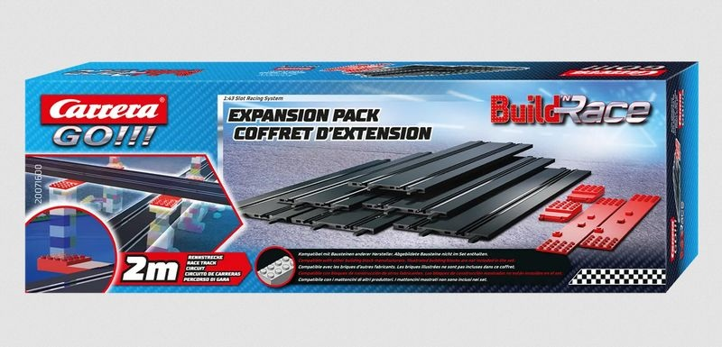 Carrera Go!!! Build n Race - Expansion Pack
