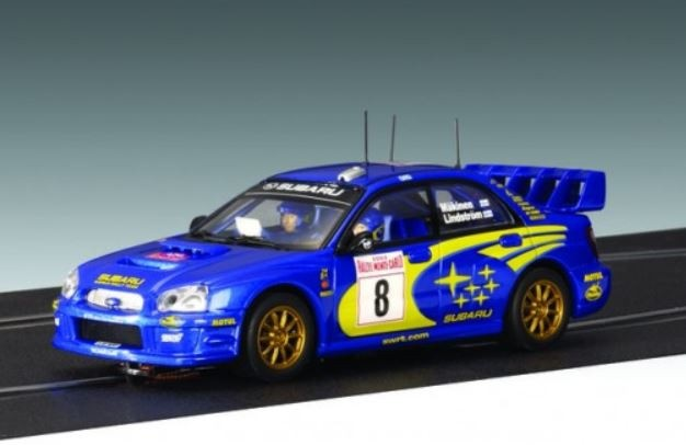 AutoArt Subaru New Age Impreza WRC 2003 Makinen/Lindstrom