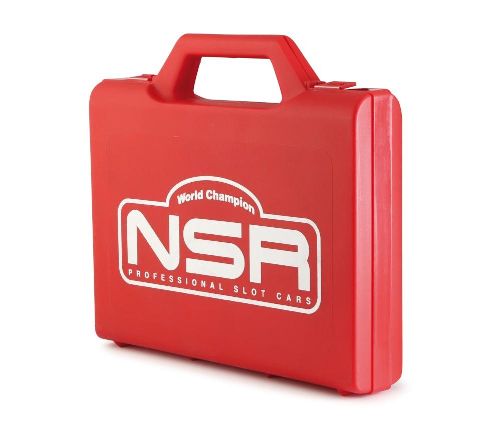 NSR Medium Bag - rot