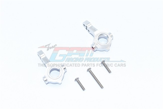 GPM aluminum front knuckle arms- 5PC SET