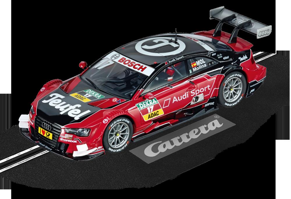 Carrera Evolution Audi A5 DTM M.Molina,No.17