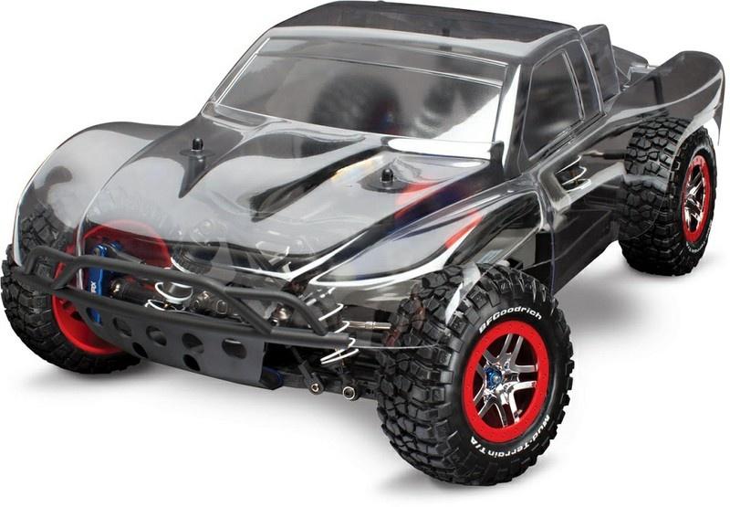 Traxxas Slash 4x4 4WD BL Short Course Truck Platinum Edition
