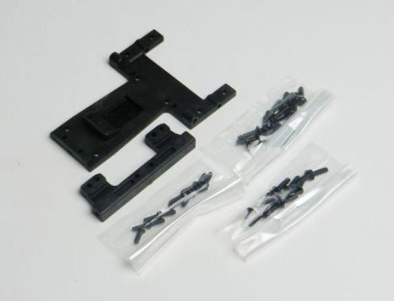 Ansmann SP-DNA-Bodenplatte hinten